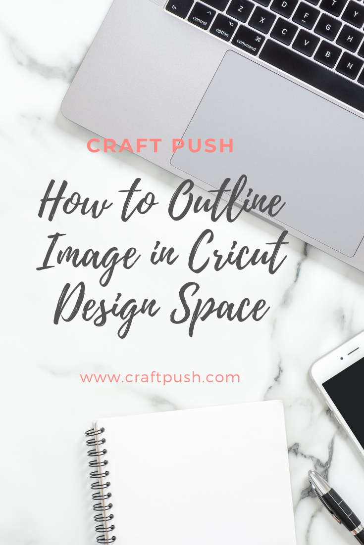 How to Outline Image in Cricut Design Space