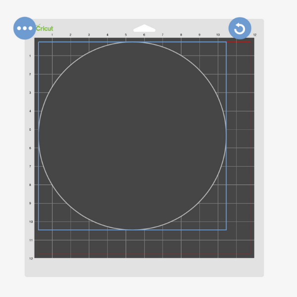HOW TO CHANGE MAT SIZE IN CRICUT DESIGN SPACE