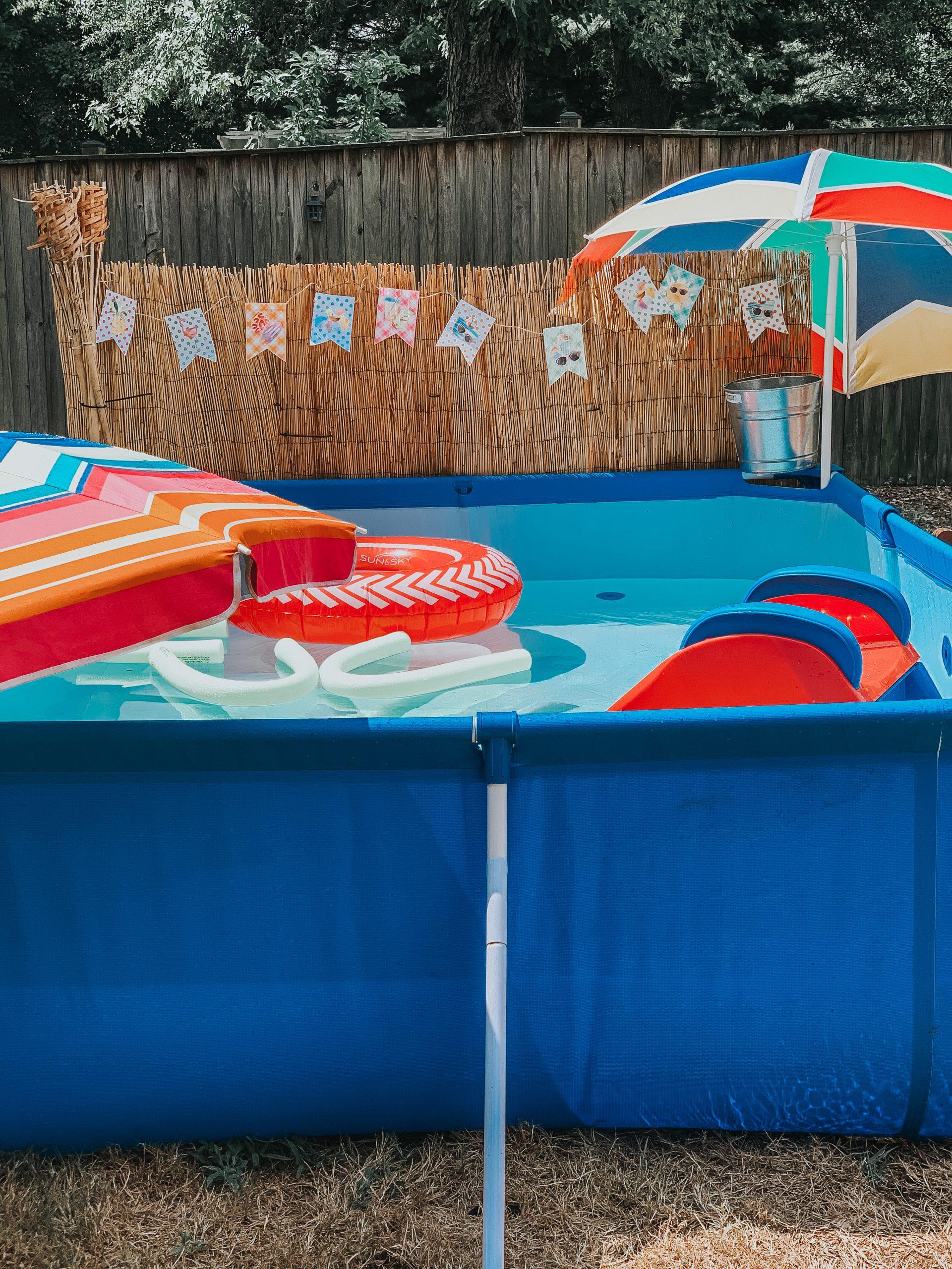 Amazing DIY Outdoor Summer Project Idea