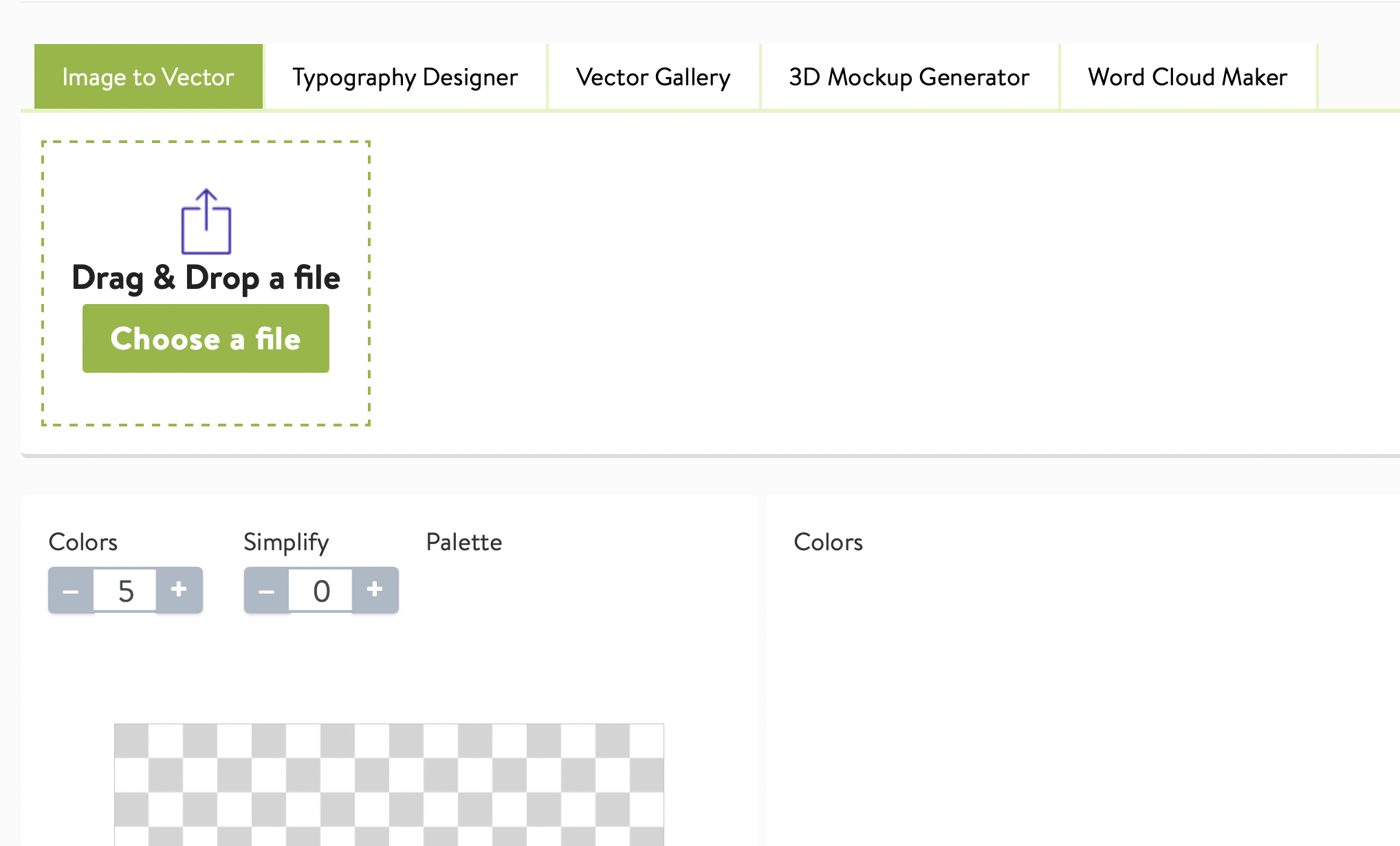 how to easily convert a PNG image into an SVG cut file