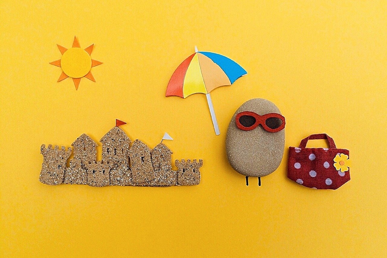 16 Simple Summer Projects for Kids